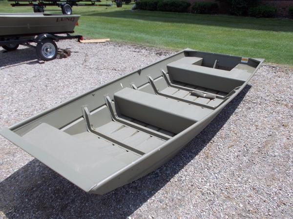 Lund Jon Boat 1236