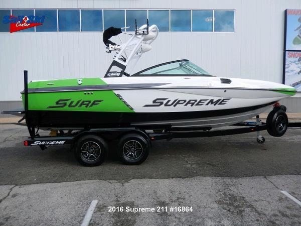Supreme S211