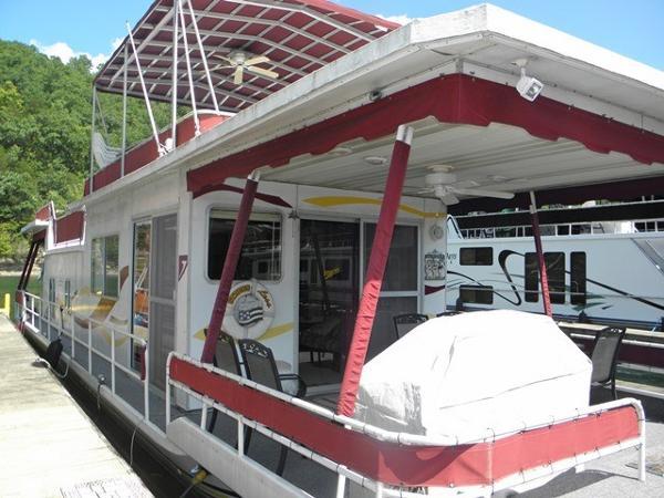 Custom Cumberland 14 x 60 Houseboat