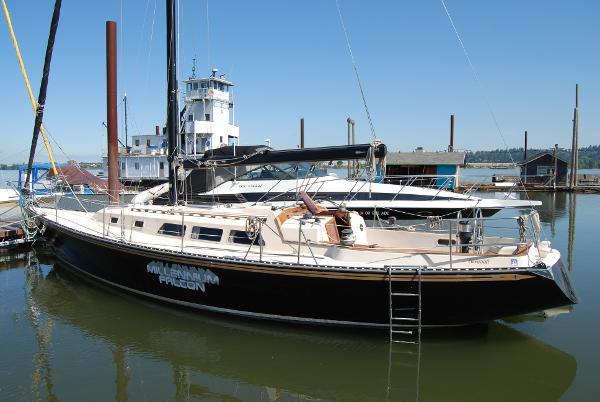 Newport 41 Mk ll
