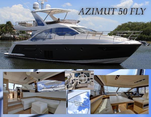 Azimut 50 Flybridge