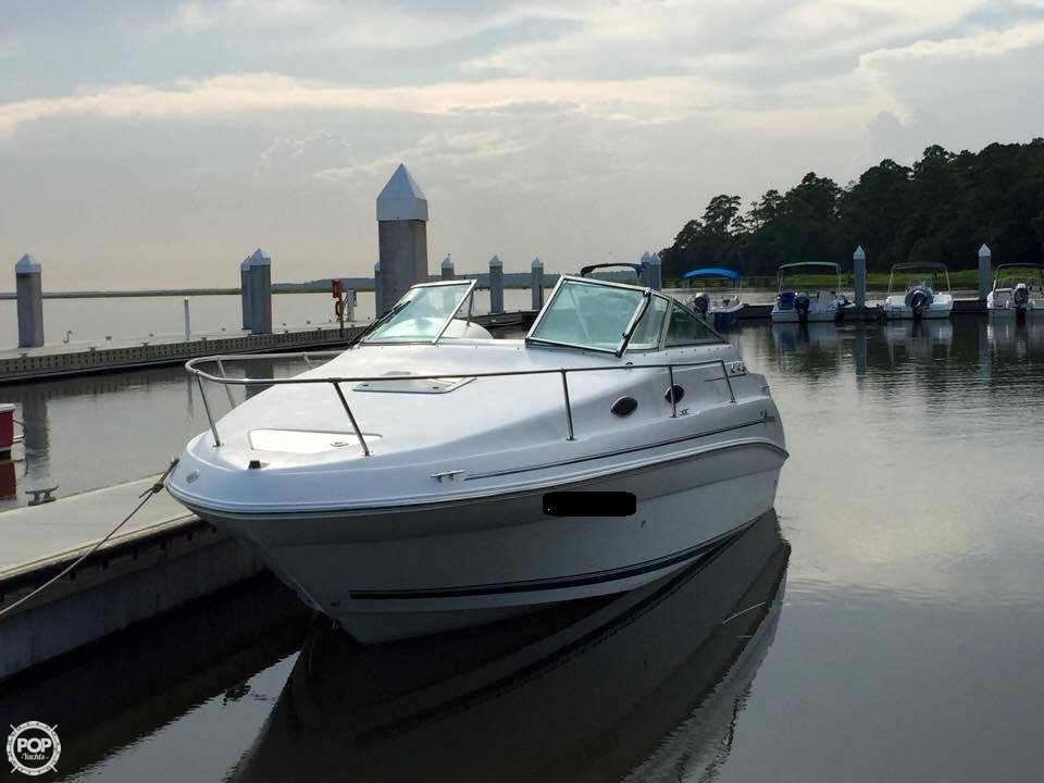 Sea Ray 240 Sundancer 1997 Sea Ray 240 Sundancer for sale in Savannah, GA