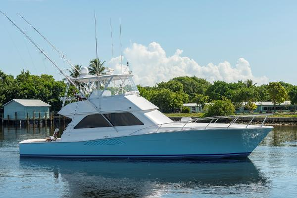 Viking 50 Conv Sport Fisher Bone Voyage