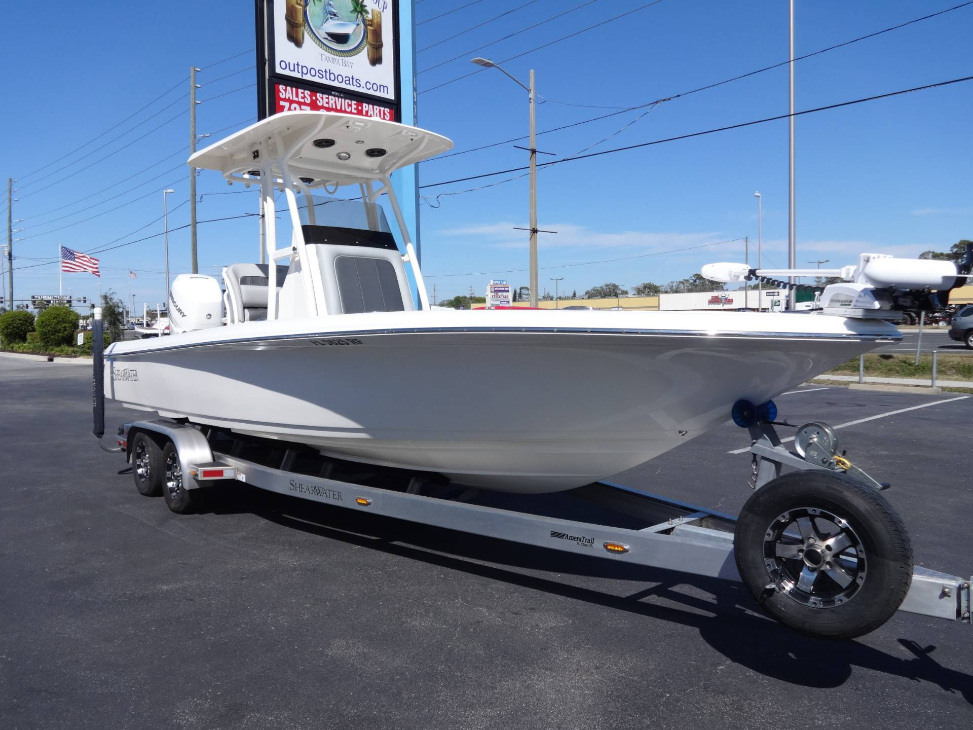 ShearWater 260 Carolina Super Sport