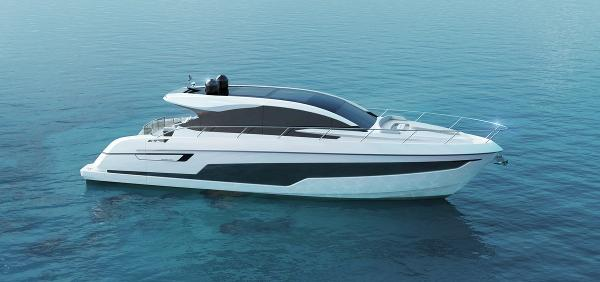 Fairline Targa 58 GTB Manufacturer Provided Image