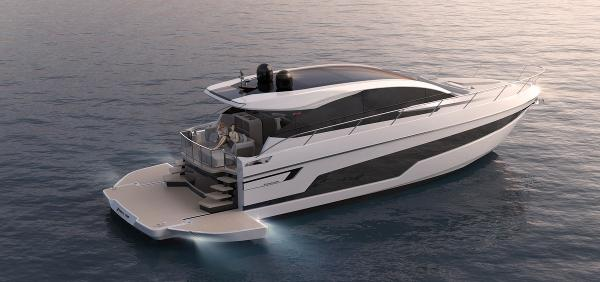 Fairline Targa 58 GTB