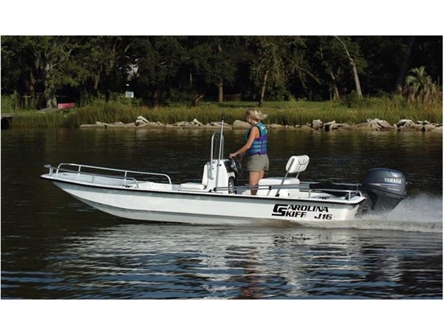 Carolina Skiff J Kit Boat 1650