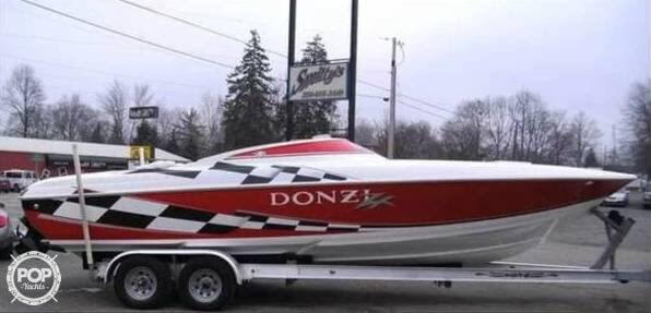 Donzi 28 ZX 1998 Donzi 28 ZX for sale in Grand Haven, MI