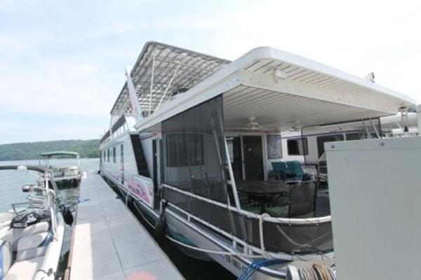 Sumerset Houseboats 18' x 86' Widebody