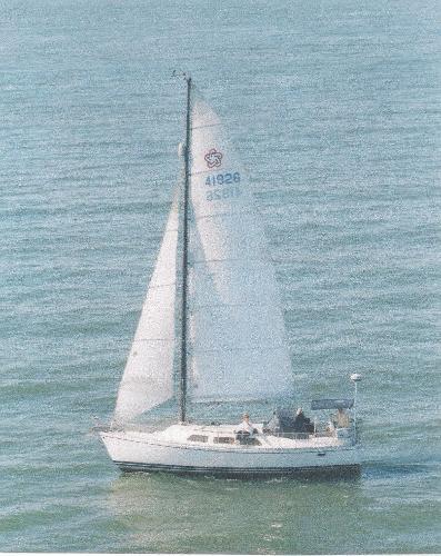 Freedom Yachts 32 WATERMUSIC