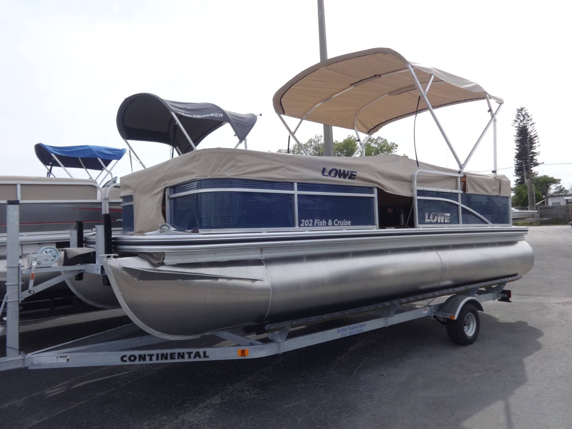 Lowe ULTRA VALUE 202 FISH & CRUISE