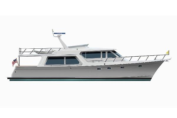 Offshore Yachts 64 Pilot House