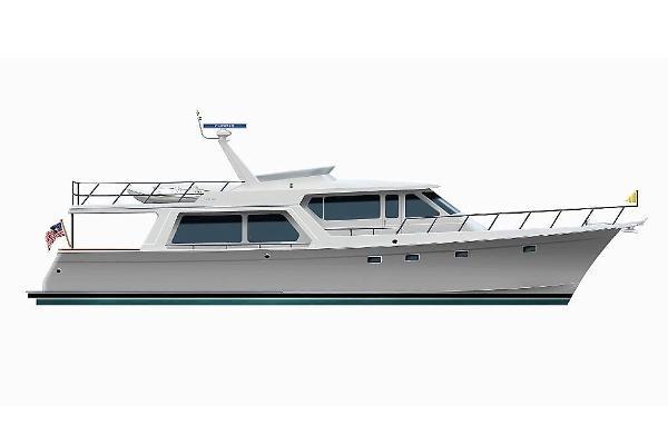 Offshore Yachts 64 Pilot House
