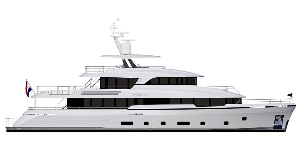 Moonen Yachts Moonen 36