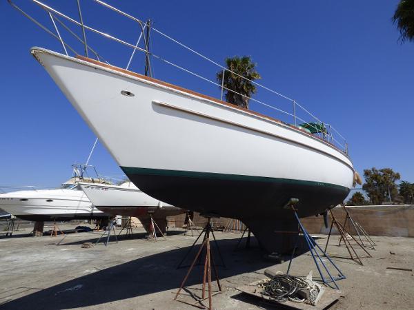 Gulfstar 44 Sail (project Boat)