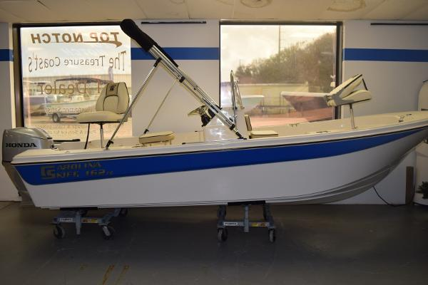 Carolina Skiff 162 CC