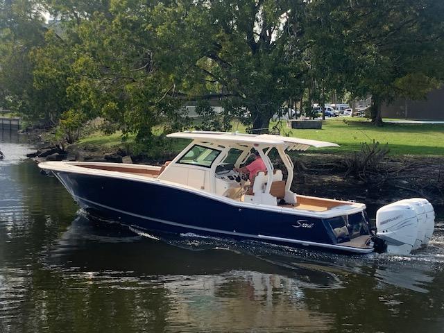Scout 355 LXF 2020 Scout 355 LXF - Seven Seas Yacht Sales