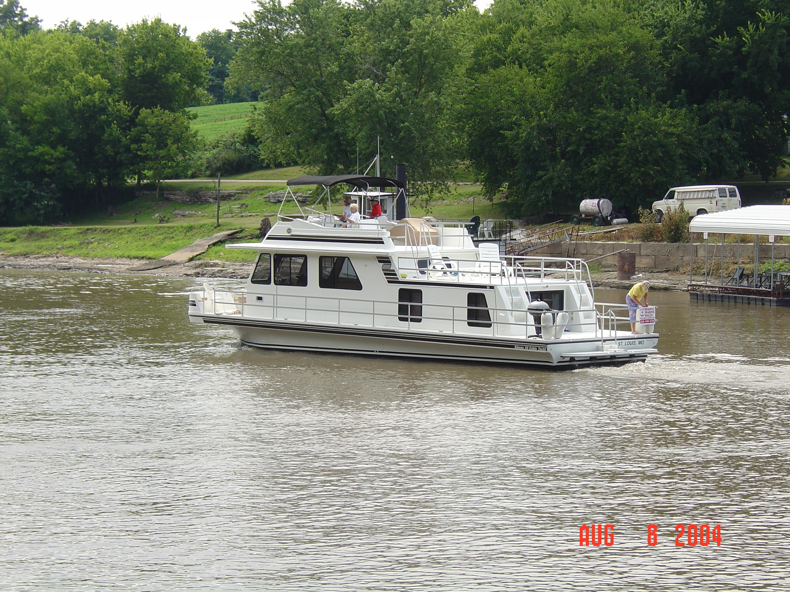 Gibson 50' Cabin Yacht