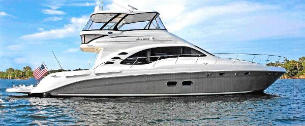 Sea Ray 58 Sea Ray 580 Sedan Bridge