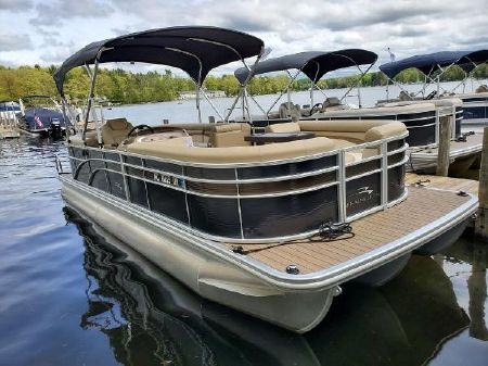 Used Pontoon Boats For Sale In Bellaire Michigan Boats Com