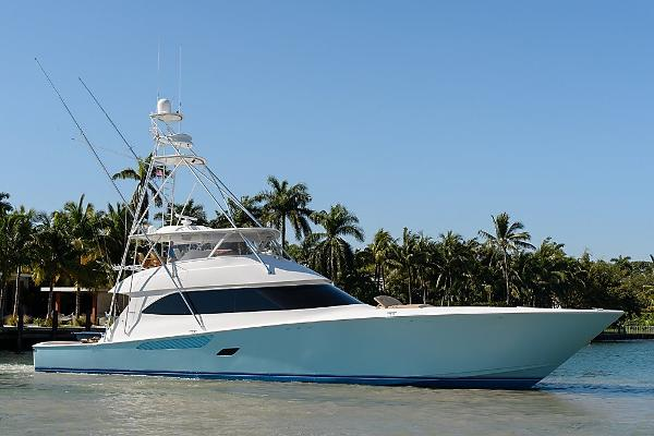 Viking 82 Convertible/Tower/Gyro Sweet Tuna