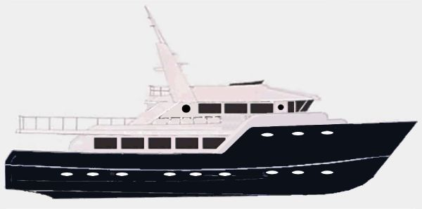 Ruby Yachts Expedition Pilothouse 85