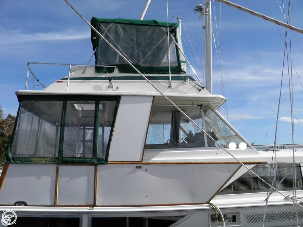 Pacemaker 40 Flybridge Motoryacht 1976 Pacemaker 40 Flybridge Motoryacht for sale in Forked River, NJ