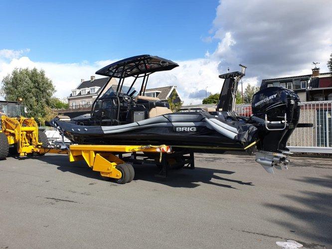 Brig Eagle 10 met 2 x Mercury Verado 350 pk OP VOORRAAD!