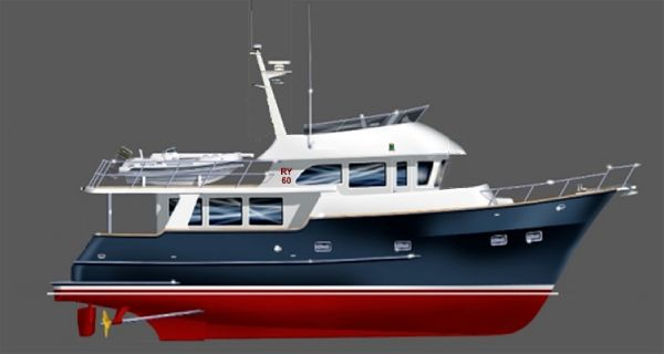 Ruby Yachts Passagemaker 60