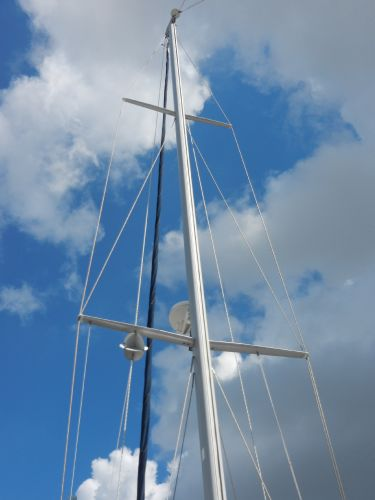 Mast and rigging