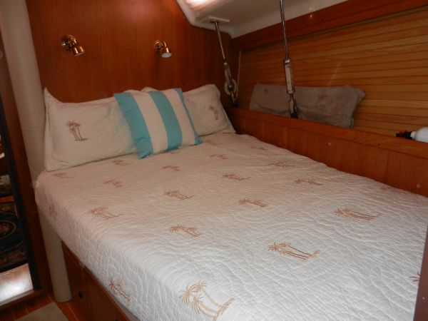 Guest pullman berth forward