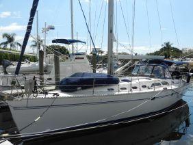 47 Catalina 470 Sailboat