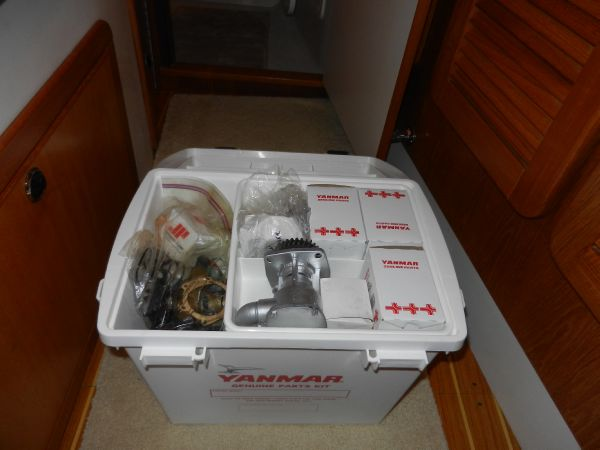 Complete Yanmar kit