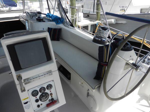 Stbd cockpit