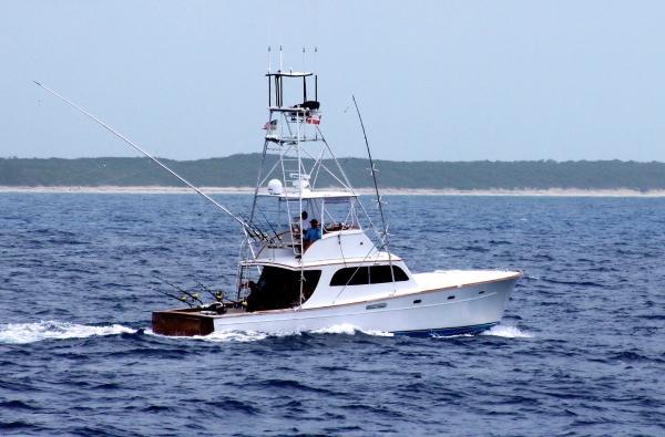 Merritt Custom 42' Sportfish NECEE J