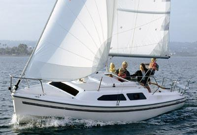 Catalina 250 Manufacturer Provided Image