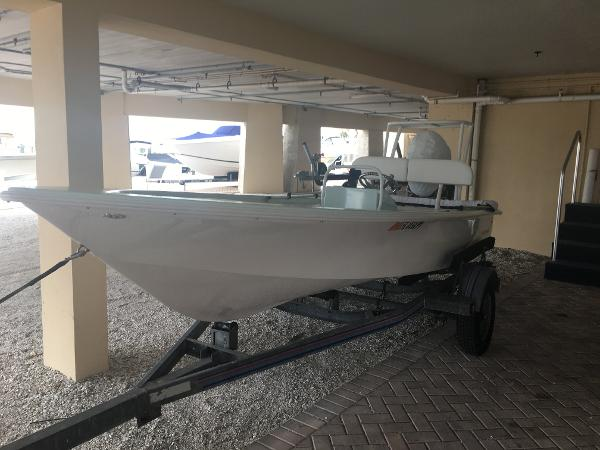 Dragonfly Flats Boat