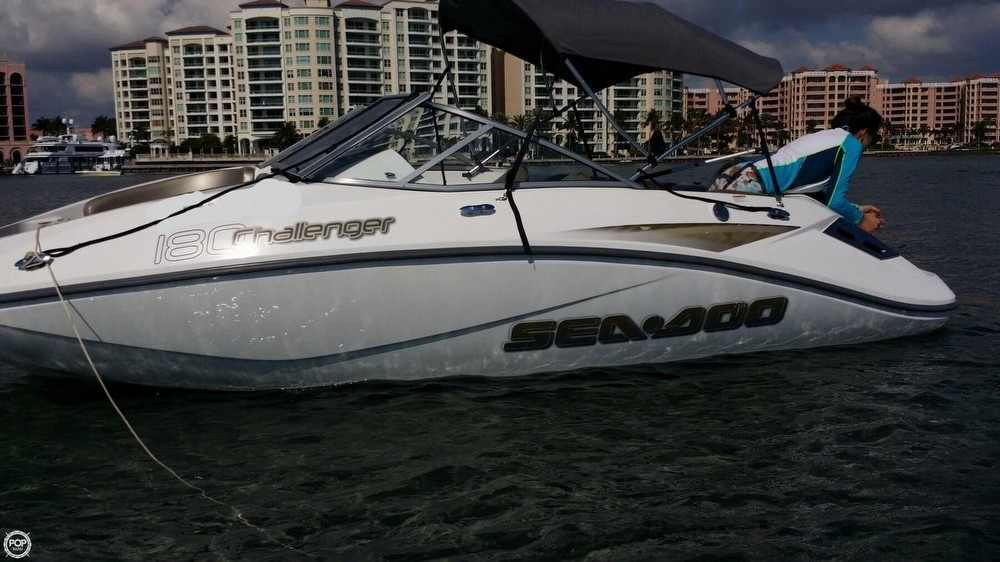 Sea-Doo 180 Challenger 2007 Sea-Doo Challenger 180 for sale in Deerfield Beach, FL