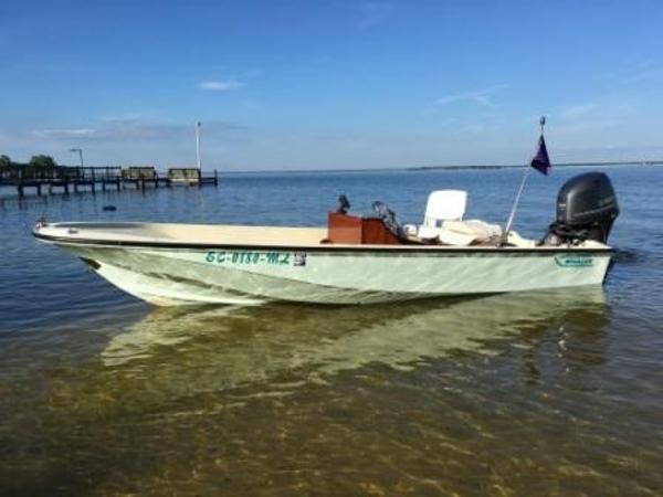 Boston Whaler 15 Sport Classic -restoration