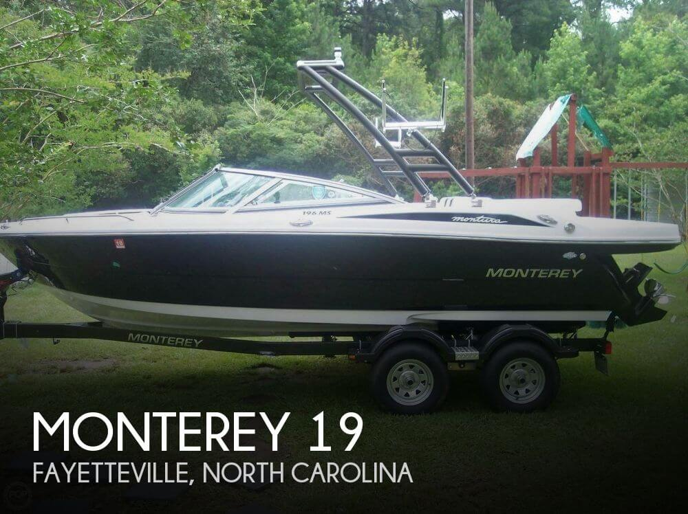 Used power boats ski and fish boats for sale in north for Fishing in fayetteville nc