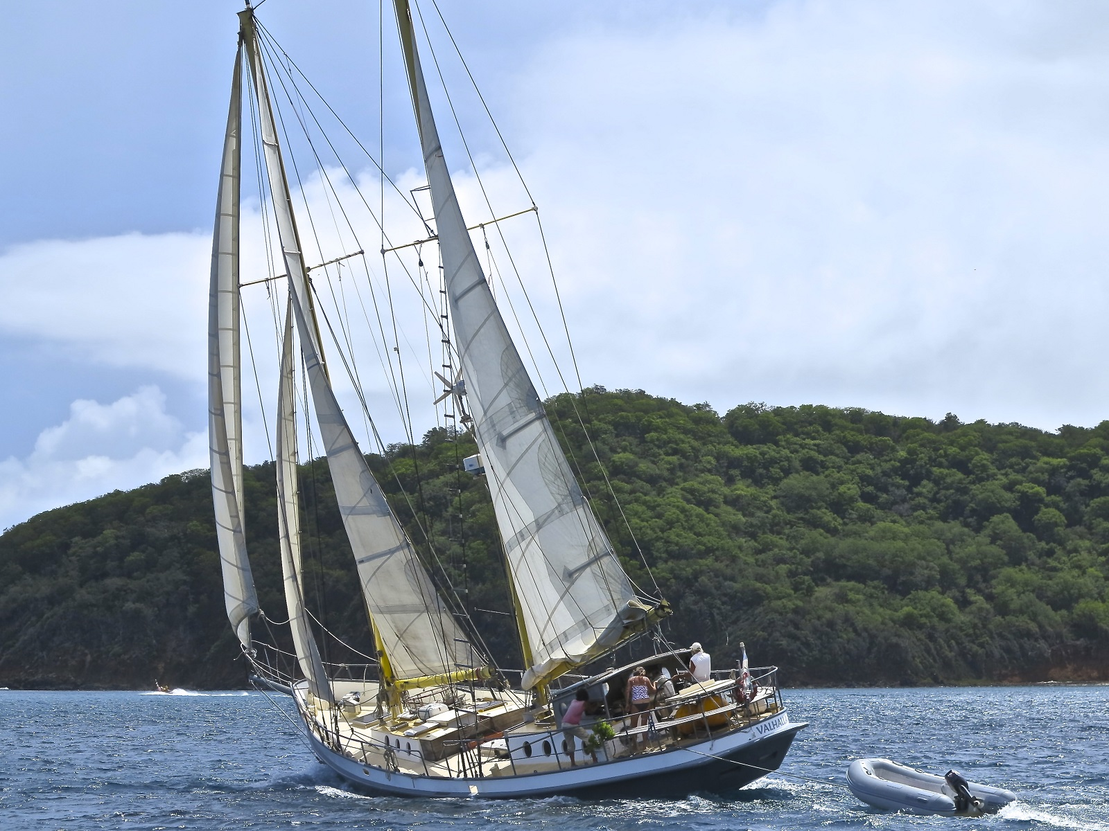 Custom Ocean Cruiser