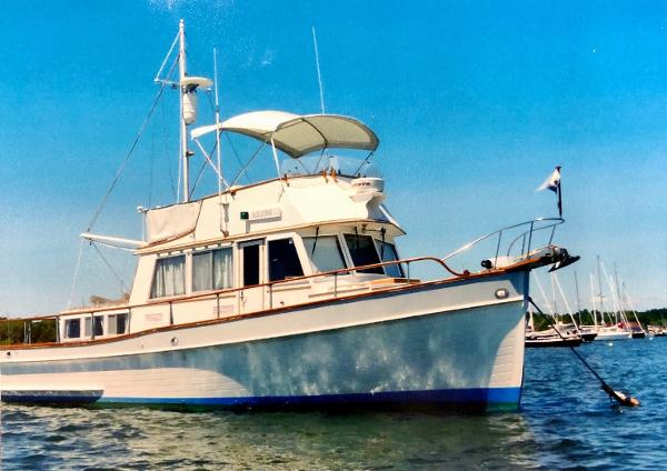Grand Banks 36 Classic Grand Banks 36 Classic