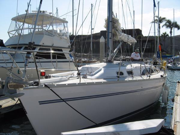 Catalina 385 Marblehead