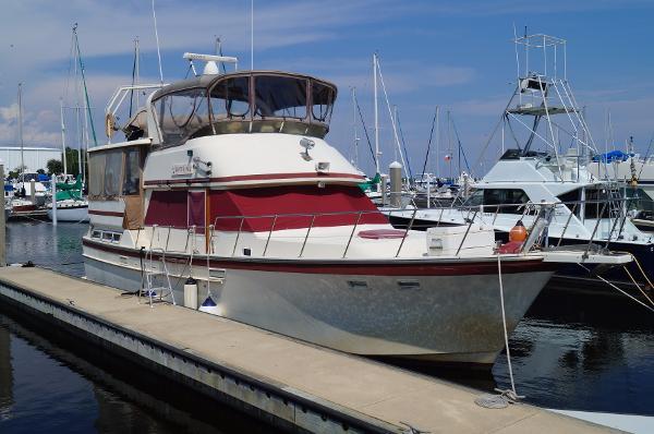 Jefferson Sundeck Trawler
