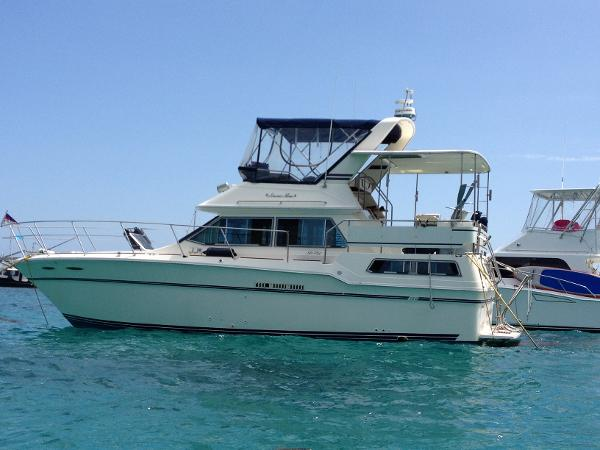 Sea Ray 360 AFT CABIN MOTORYACHT 36' Sea Ray