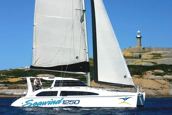 Seawind 1250 Manufacturer Provided Image: Seawind 1250