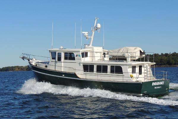 Duffy 50 Pilothouse Fast Trawler Duffy 50