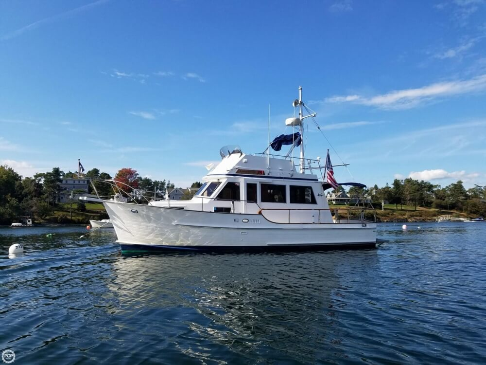 Island Gypsy 32 Sedan Trawler 1994 Island Gypsy 32 Sedan Trawler for sale in Bailey Island, ME