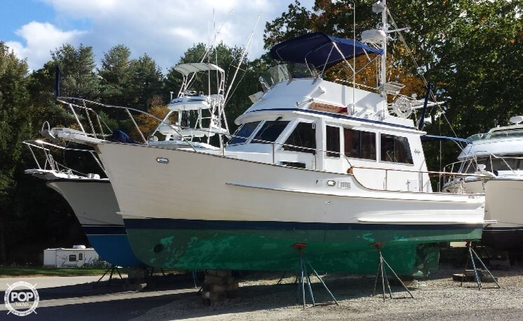 Island Gypsy 32 Sedan Trawler 1994 Island Gypsy 32 Sedan Trawler for sale in Yarmouth, ME