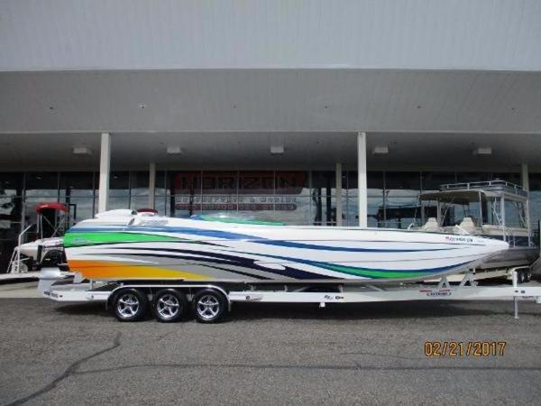Daves Custom Boats f32